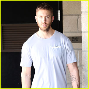 Calvin Harris References Kanye West's 'Positive Energy' Tweet on Snapchat