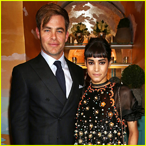 Chris Pine might be dating Sofia Boutella