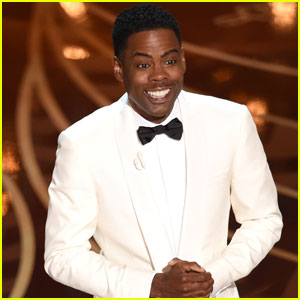 Celebrities React to Chris Rock's Oscars Opening Monologue
