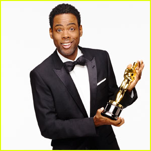Watch Chris Rock Joke About 'Scandal' in New Oscar Promos!