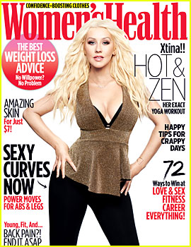 Christina Aguilera Talks About the Pressures of Motherhood