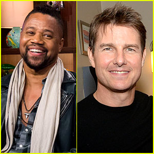 Cuba Gooding Jr. Thinks Tom Cruise Has Had Work Done