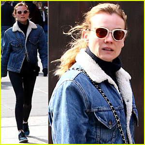 Diane Kruger Shares Cryptic Quote About Men & Relationships