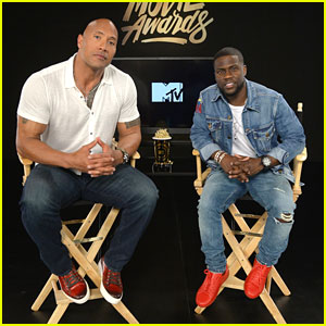 Dwayne Johnson & Kevin Hart Host Live Stream: 'This Will End Badly'
