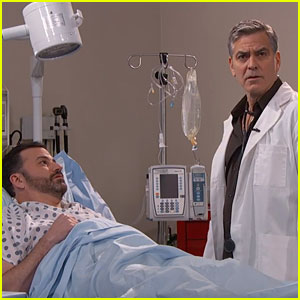 George Clooney's 'E.R.' Sequel Doesn't Go as Planned (Video)