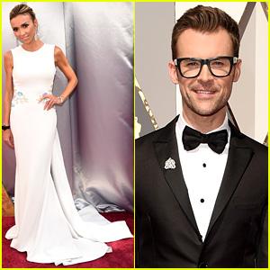 Giuliana Rancic & Brad Goreski Are Red Carpet Ready for Oscars 2016!