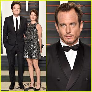 Jason Bateman & Will Arnett Join the Oscars 2016 Party with Vanity Fair!