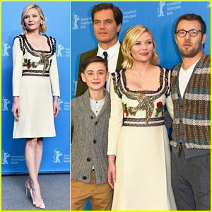 Kirsten Dunst Brings 'Midnight Special' To Berlin Film Festivial - Watch New Clip Here!