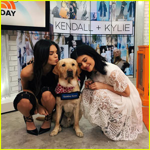 Kendall & Kylie Jenner Show Off Fashion Line on 'Today' (Video)