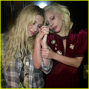 Lady Gaga Tells Sony to Free Dr. Luke to Then Free Kesha