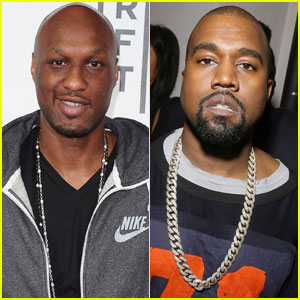 Lamar Odom to Attend Kanye West's Yeezy Fashion Show?