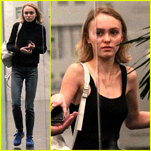 Lily-Rose Depp on Having Famous Parents: 'It is Delicate'
