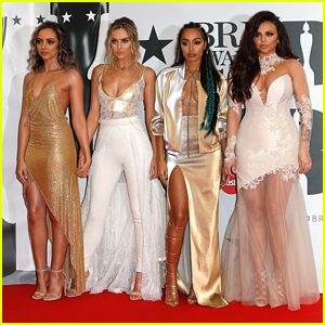 Little Mix Give Thanks To Fans Ahead of BRITS 2016