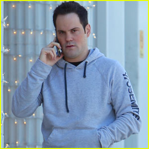 Mike Comrie Steps Out Solo After Hilary Duff Divorce Finalized