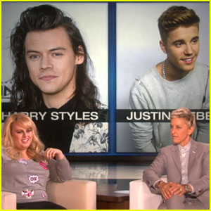 Rebel Wilson Plays 'Who'd You Rather' with Hollywood's Hottest Men!