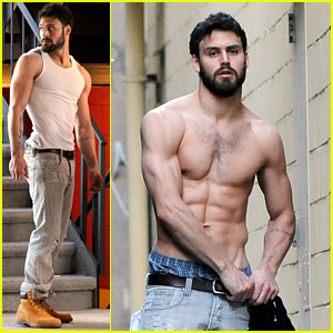 Ryan Guzman Shows Off Buff Body During Photo Shoot! | Ryan Guzman ... Sacha Dhawan 24