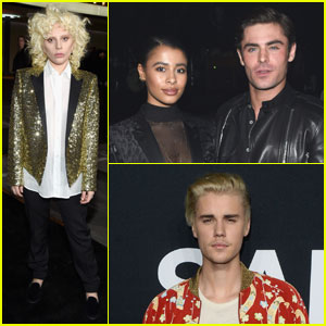 Saint Laurent at the Palladium - All the Celebs!