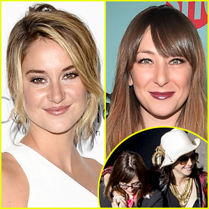 Shailene Woodley & Isidora Goreshter Are Just Friends (Exclusive!)