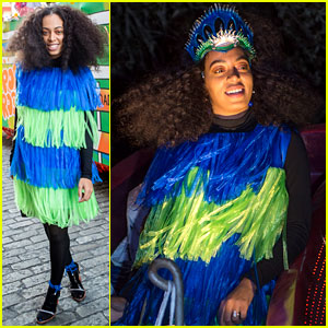Solange Knowles Loses Wedding Ring at New Orleans Parade