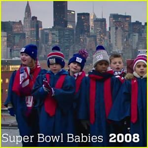 'Super Bowl Babies Choir' Commercial Celebrates Super Bowl 50 - Watch Now!