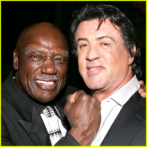 Sylvester Stallone Pays Tribute Late 'Rocky' Co-Star Tony Burton