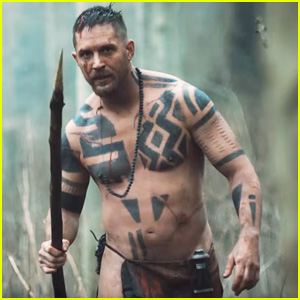 Tom Hardy Debuts Intense Trailer for FX Miniseries 'Taboo' - Watch Now!