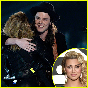 Tori Kelly & James Bay's Grammys 2016 Duet Performance