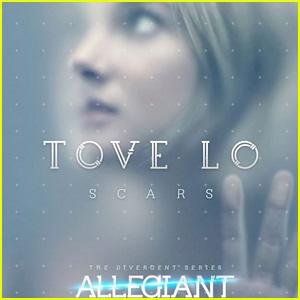 Tove Lo's 'Allegiant' Song 'Scars' - Full Song & Lyrics!