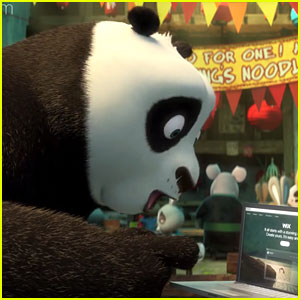 Wix.com Super Bowl Commercial 2016: Kung Fu Panda