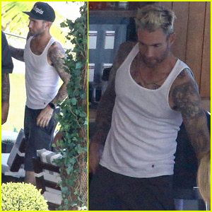 Adam Levine Had an 'Unforgettable Experience' in Brazil