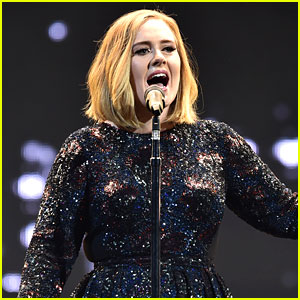 Adele Will Headline Glastonbury Festival 2016