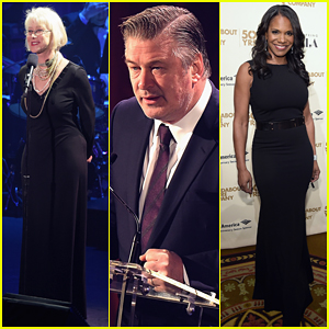 Alec Baldwin, Helen Mirren & More Hit The Stage At Roundabout Theatre's Spring Gala 2016!