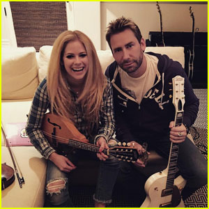 Avril Lavigne & Chad Kroeger Spark More Reconciliation Rumors