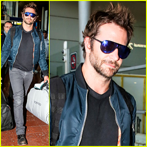 Bradley Cooper Flies to Paris to Support Irina Shayk!