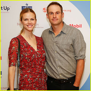 Brooklyn Decker & Andy Roddick Gush Over Their Son Hank