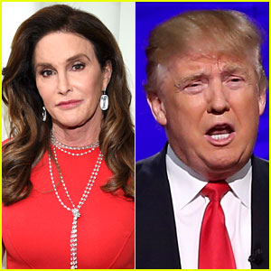 Caitlyn Jenner Thinks Donald Trump 'Would Be Very Good for Women's Issues'