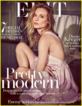 Diane Kruger Calls Marrying Joshua Jackson Her 'Dilemma'