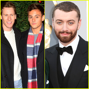 Dustin Lance Black Clarifies Sam Smith Tweet About His Fiance Tom Daley