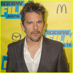 Ethan Hawke Talks 'In a Valley of Violence' at SXSW in Austin