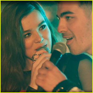 Hailee Steinfeld & DNCE Premiere 'Rock Bottom' Music Video - Watch Now!