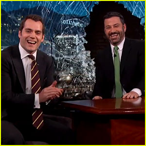 Henry Cavill Jokes That He Didn't Like Working with Ben Affleck