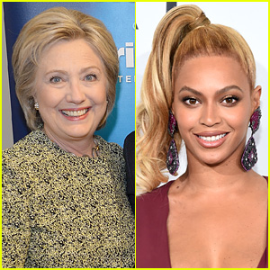 Hillary Clinton Didn't Visit Beyonce on Music Video Set