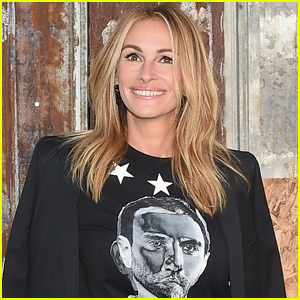 Julia Roberts Set to Star in Upcoming Crime Drama 'Train Man'