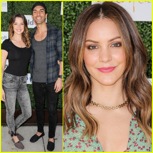 Justin Baldoni & Katharine McPhee Join Celebrity Talent Show For Charity