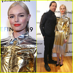 Kate Bosworth Expresses Herself with 'Astronaut' Fashion!