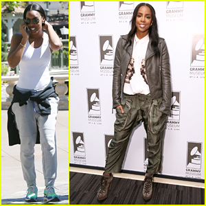 Kelly Rowland Gushes About Michelle Obama: 'She Is Phenomenal'