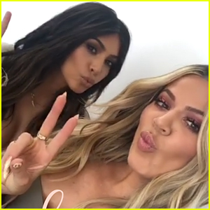 Kim Kardashian & Sisters Team Up for Chrissy Teigen's Baby Shower