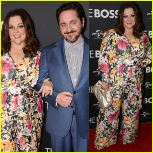 Melissa McCarthy Opens Up About Her Marriage to Ben Falcone