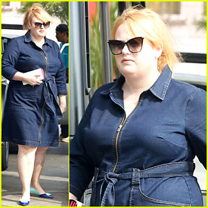 Rebel Wilson Thinks Her Drink Was Spiked at a Trendy Club