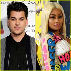 Rob Kardashian Reveals He's in Love With Blac Chyna